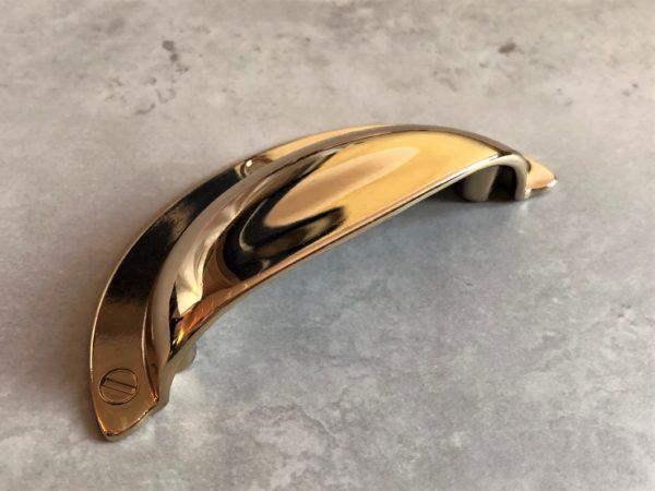 uchwyt meblowy złoty