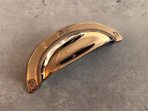 złoty uchwyt meblowy do szafek