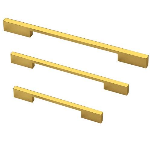 złote uchwyty do mebli Align 7542.100